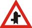 Intersecţii cu drumuri fără prioritate, decalate
